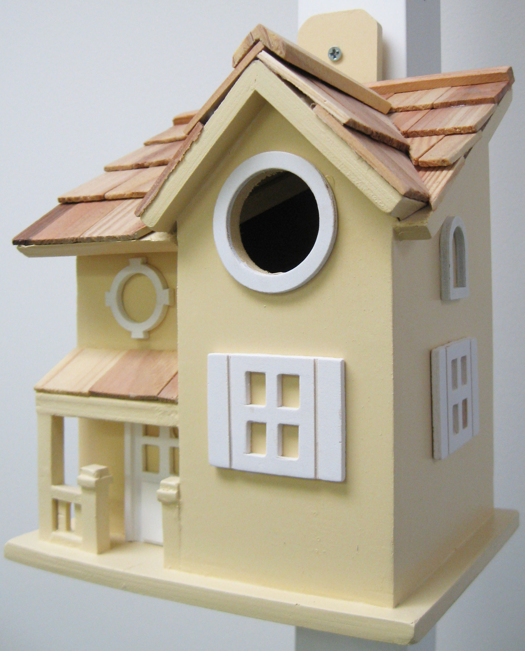 Bird house plans by species for Different types of birdhouses